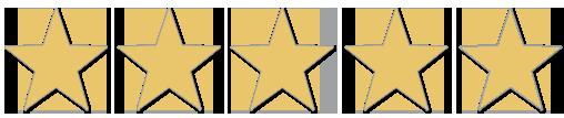 Bewertung Amazon 4 Sterne